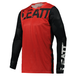 Leatt Moto 3.5 Kids Jersey (Red)