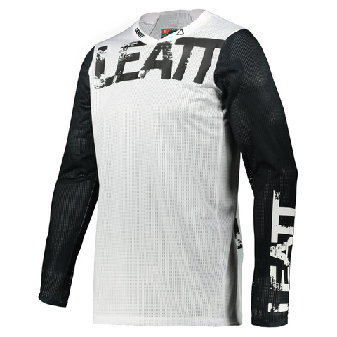 Leatt 4.5 X-Flow Jersey (White)