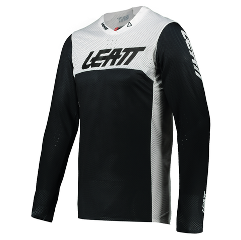 Leatt 5.5 Ultraweld Jersey (Black)