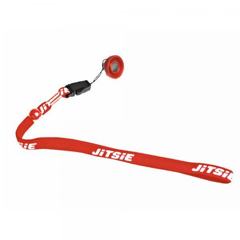 Jitsie Kill Switch Replacement Lanyard with Magnet (Red)