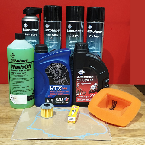 Service & Care Kit - Montesa 4RT
