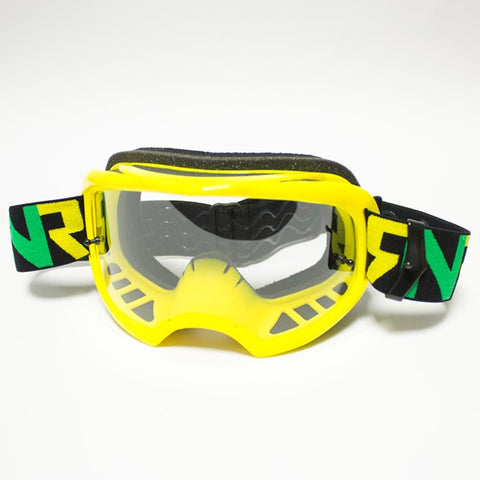 RNR Colossus Roll Off Goggles (Yellow)