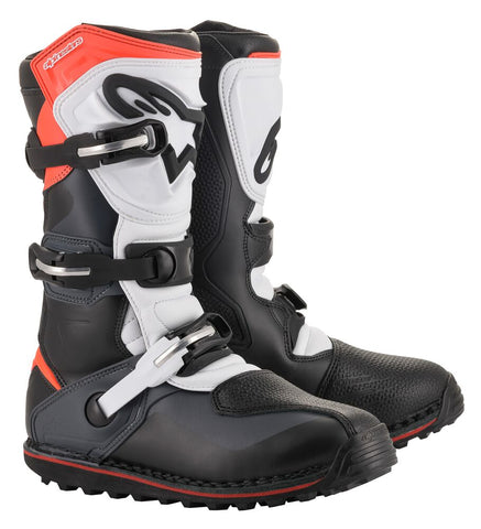 Alpinestars Tech T Boots (Black/Grey)
