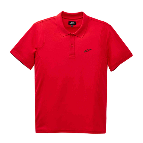 Alpinestars Capital Polo (Red) - Size XL