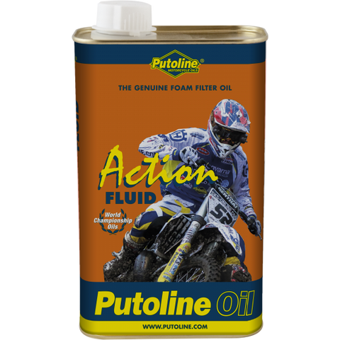 Putoline Action Fluid Filter Oil