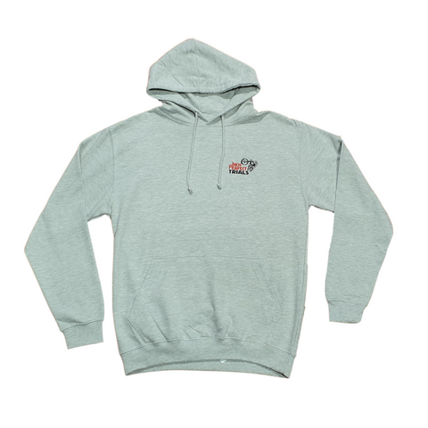 Inch Perfect Adults Hoodie (Grey)