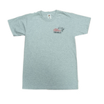 Inch Perfect Adults T-Shirt (Grey)