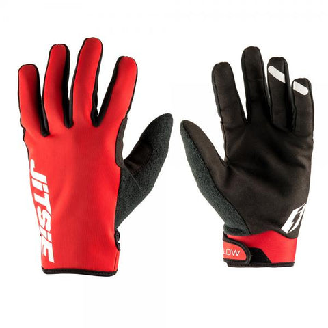Jitsie Glow Glove (Red)