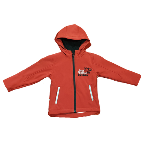 Inch Perfect Kids Soft Shell Jacket
