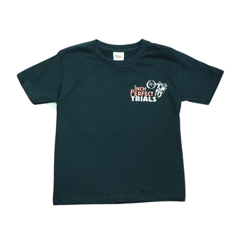Inch Perfect Kids T-Shirt (Black)