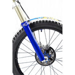 S3 Carbon Fork Protector Tech/Showa (Blue)