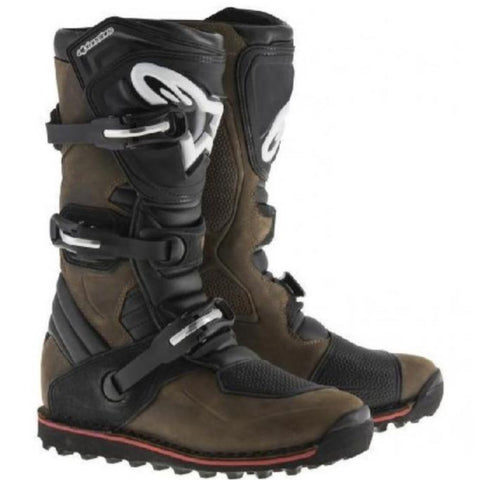 Alpinestars Tech T Boots (Brown)