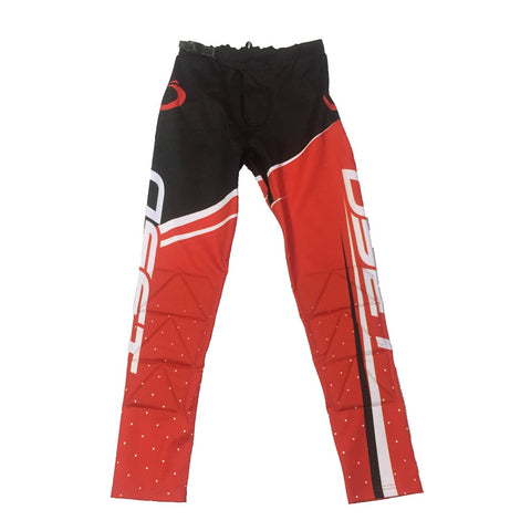 Oset Infinity Trousers Kids (Red)