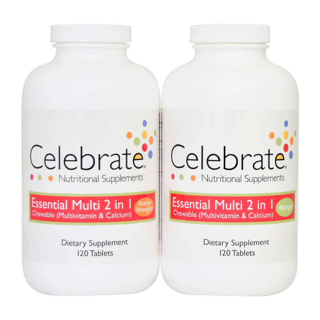 Essential Multi 2 in 1 - 30 day - 120 count