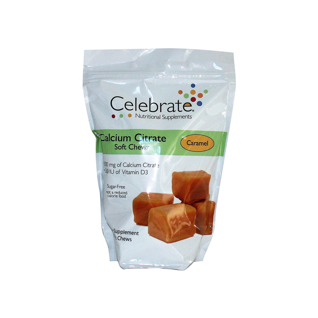 Calcium Soft Chews 500 mg