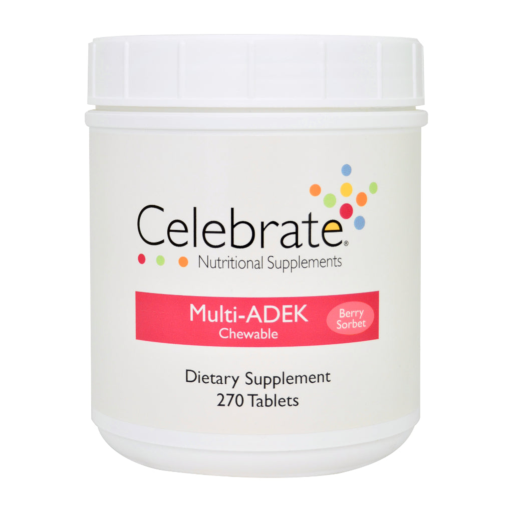 Multi ADEK Chewable 90 day - 270 count