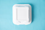 Clam Shell - Square 8x8 Inch - Case of 200