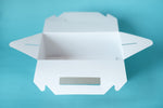 SeaShell To-Go Box - Pack of 125