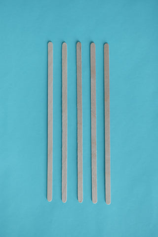 "Unwrapped Birchwood Stirrers 7.5"" - Pack of 5000"