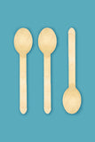 "Birchwood 6.5"" Spoons - Pack of 3000"