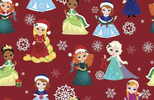 Load image into Gallery viewer, Winter Princess Twirl Dress