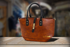 Top Handle Satchel Tote