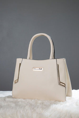 ElaneaJade Pearl Faux Leather Bag