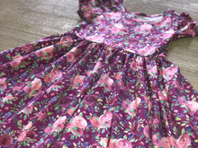 Load image into Gallery viewer, Harmony Floral Twirl Hugs Dress - RTS