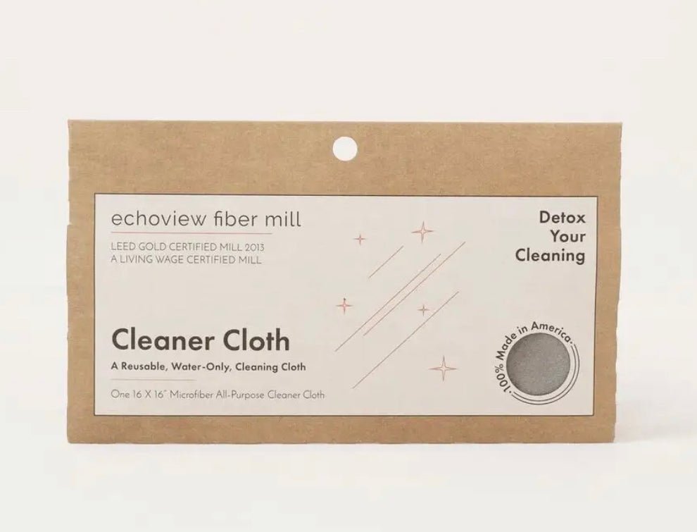 Cleaner Cloth