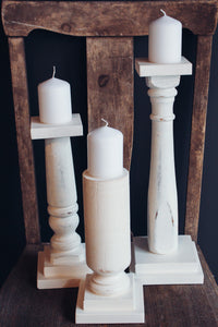 Chippy Candlestick