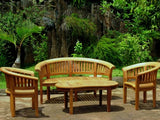 4 Seater Teak San Francisco Set