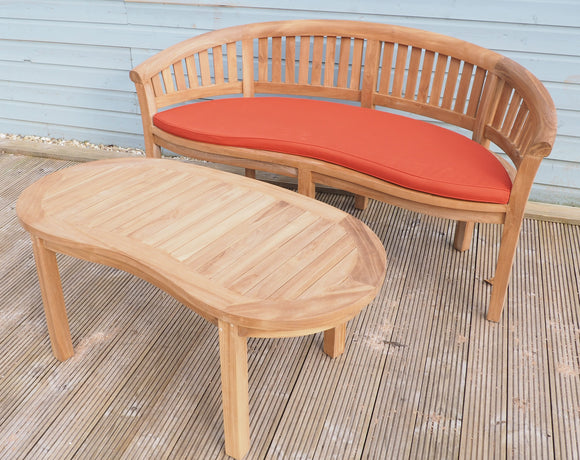 2 Seater Teak San Francisco Set