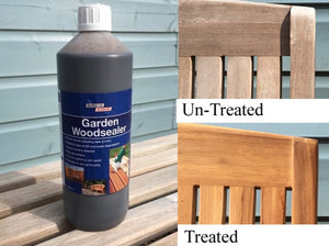 Teak/Hardwood Sealer - 1000ml