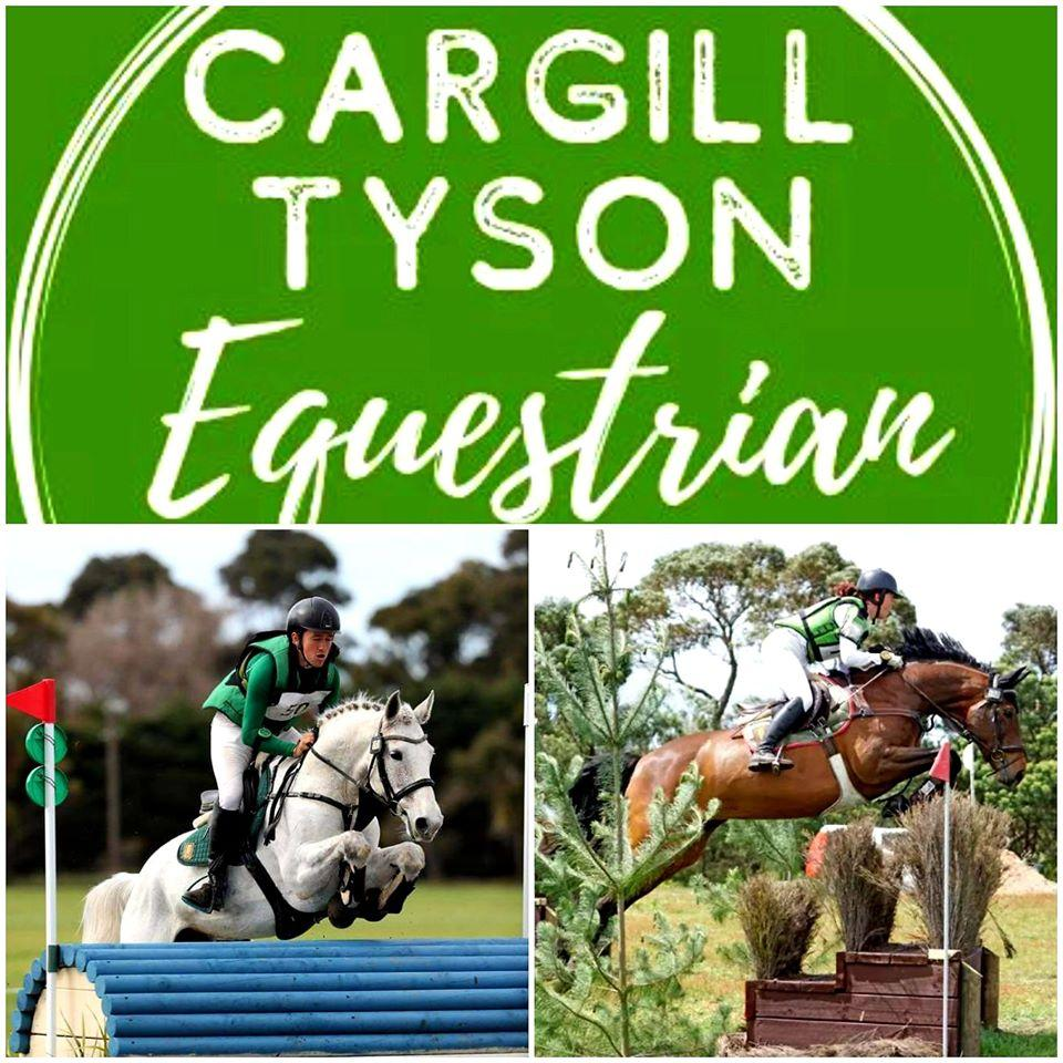 Sponsored Rider Amber Cargill and Ben Tyson - Flexible Fit Equestrian
