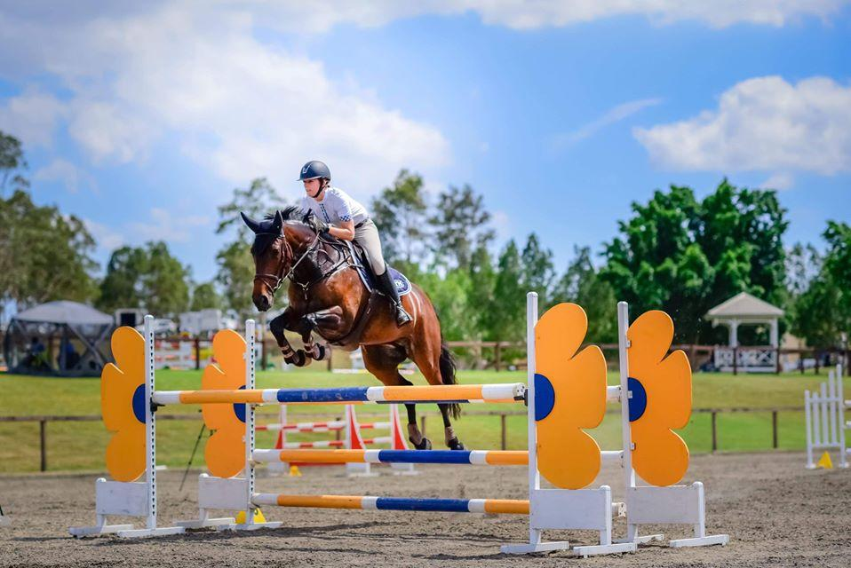 Sponsored Rider Emily Stirling - Flexible Fit Equestrian