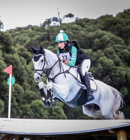 Sponsored Rider Lily Wickenden - Flexible Fit Equestrian