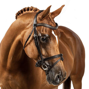 BRI002 HAVANA GEL SNAFFLE BRIDLE – ALL ENGLISH DISCIPLINES $194.80-$339.75