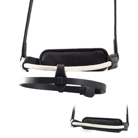 ROPE CONVERTER EVENTER - BLACK NOSEBAND