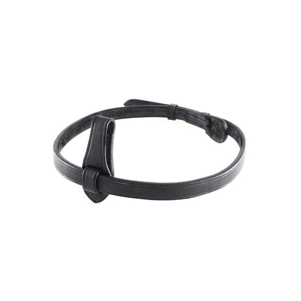 CONVERTER FLAP AND FLASH STRAP - HAVANA - Flexible Fit Equestrian Australia