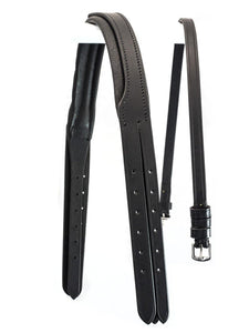 SNAFFLE MONOCROWN HEADPIECE FOR SCHOOLING BRIDLE - BLACK