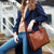 Luxurious 3Pcs/Set Women Shoulder Bag Large Capacity Handbag