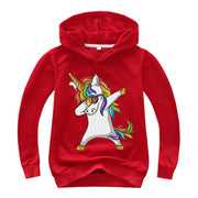 Dab girls hoodies