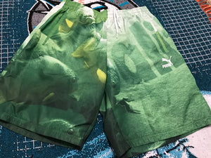 Alice x puma bathing suit shorts