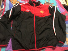 Load image into Gallery viewer, Manchester United windbreaker L