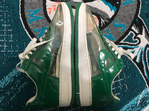 Nike Air Force 1 invisible green 11/11.5