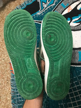 Load image into Gallery viewer, Nike Air Force 1 invisible green 11/11.5