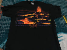 Load image into Gallery viewer, Hawaii volcano double sided XL