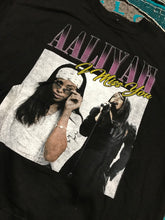 Load image into Gallery viewer, Aaliyah rap style crewneck M