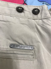 Load image into Gallery viewer, Burberry Brit khaki pants 34