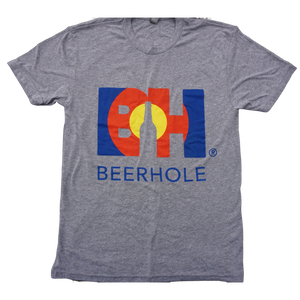 """Colorado Exclusive"" - BeerHole Shirt"